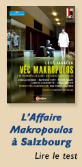 L'Affaire Makropoulos Tutti Ovation