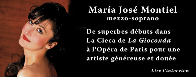 Interview de Maria José Montiel