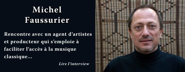 Interview Michel Faussurier