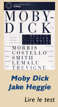 Mobby Dick de Jake Heggie Tutti Ovation