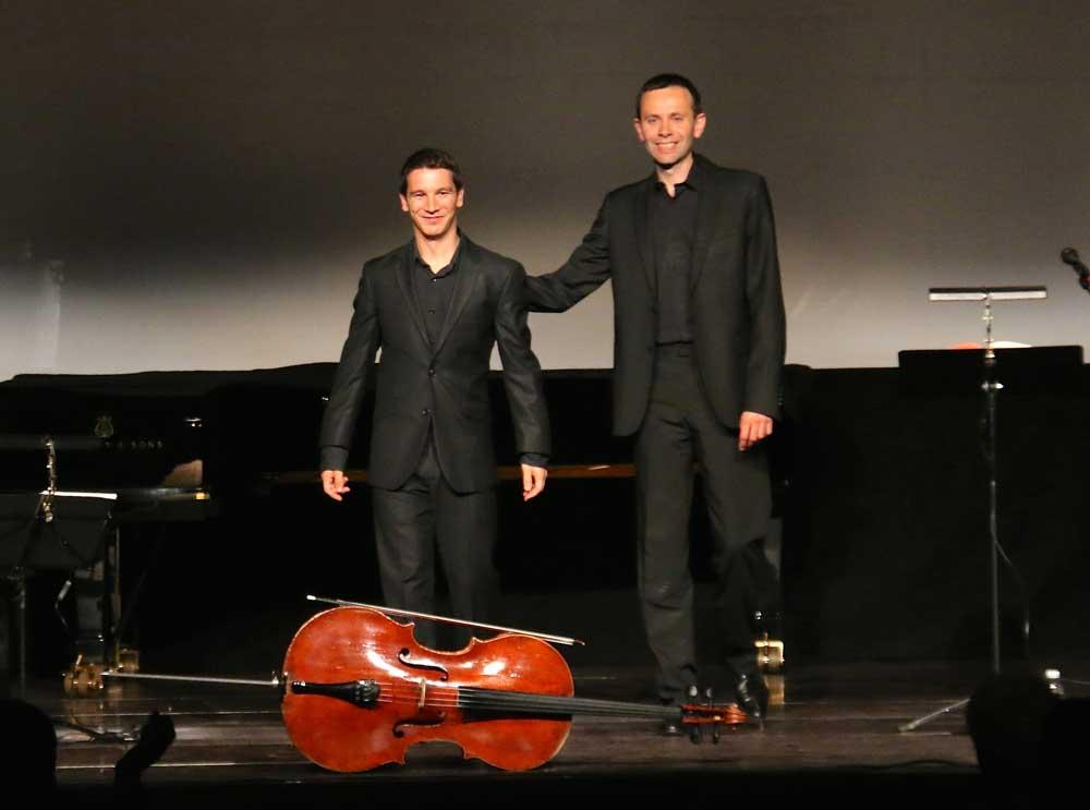 rencontre violoncelle beauvais