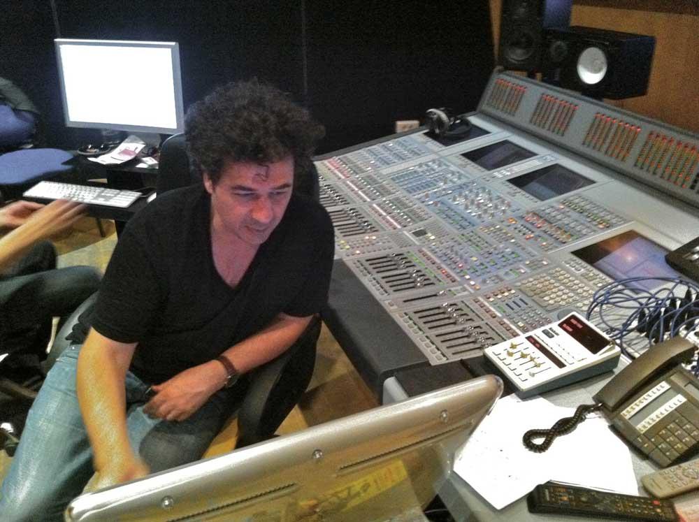Ludovic Bource, compositeur de la musique du film <i>The Artist</i>.  D.R.