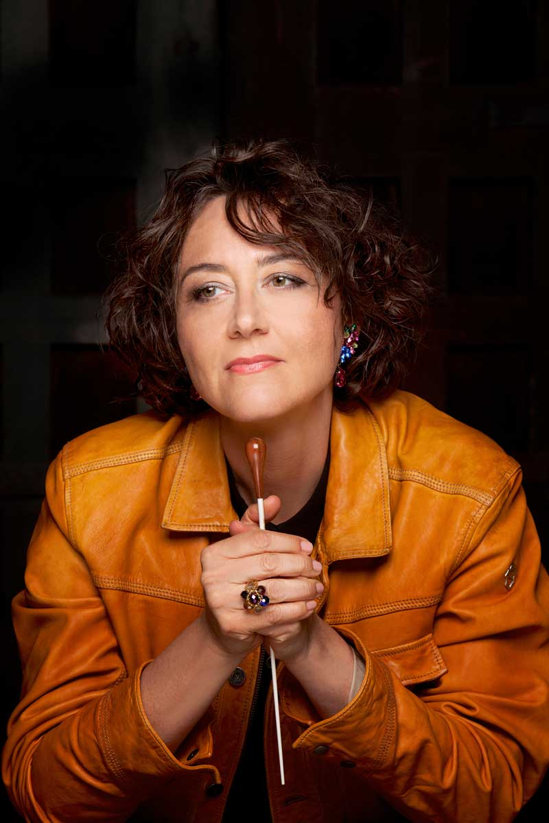 Nathalie Stutzmann net worth