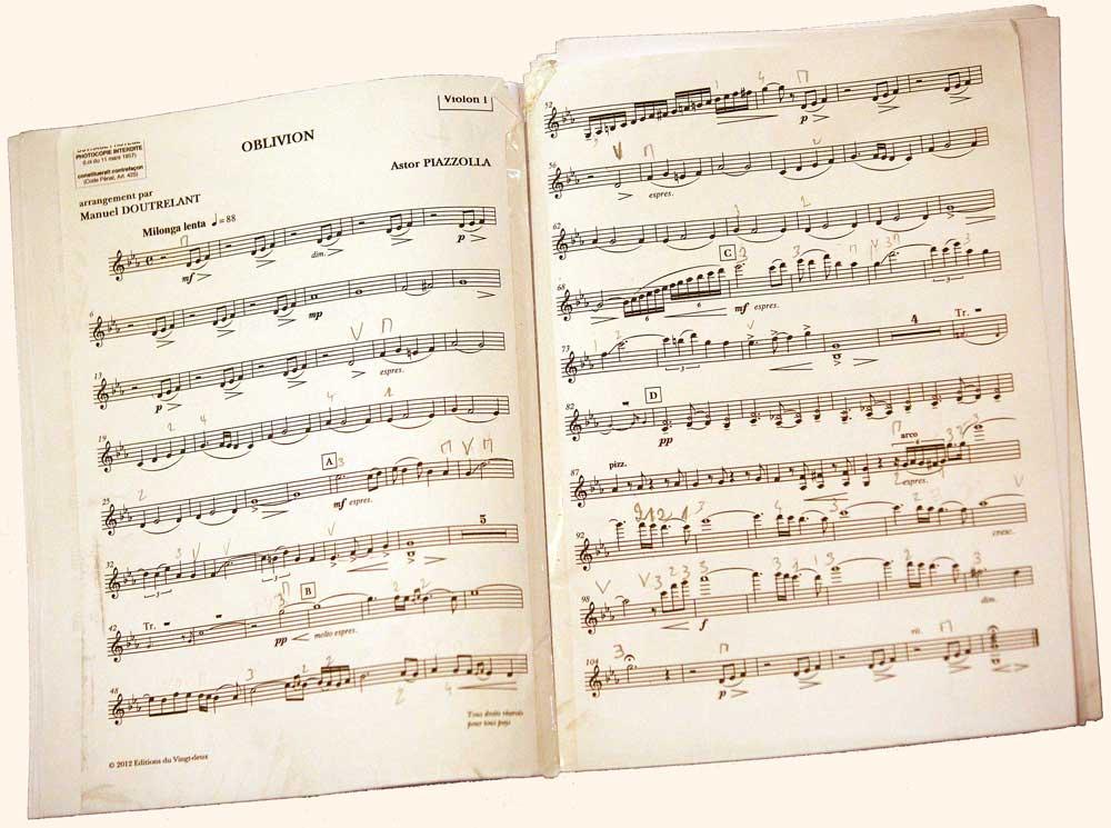 victoire romain musique