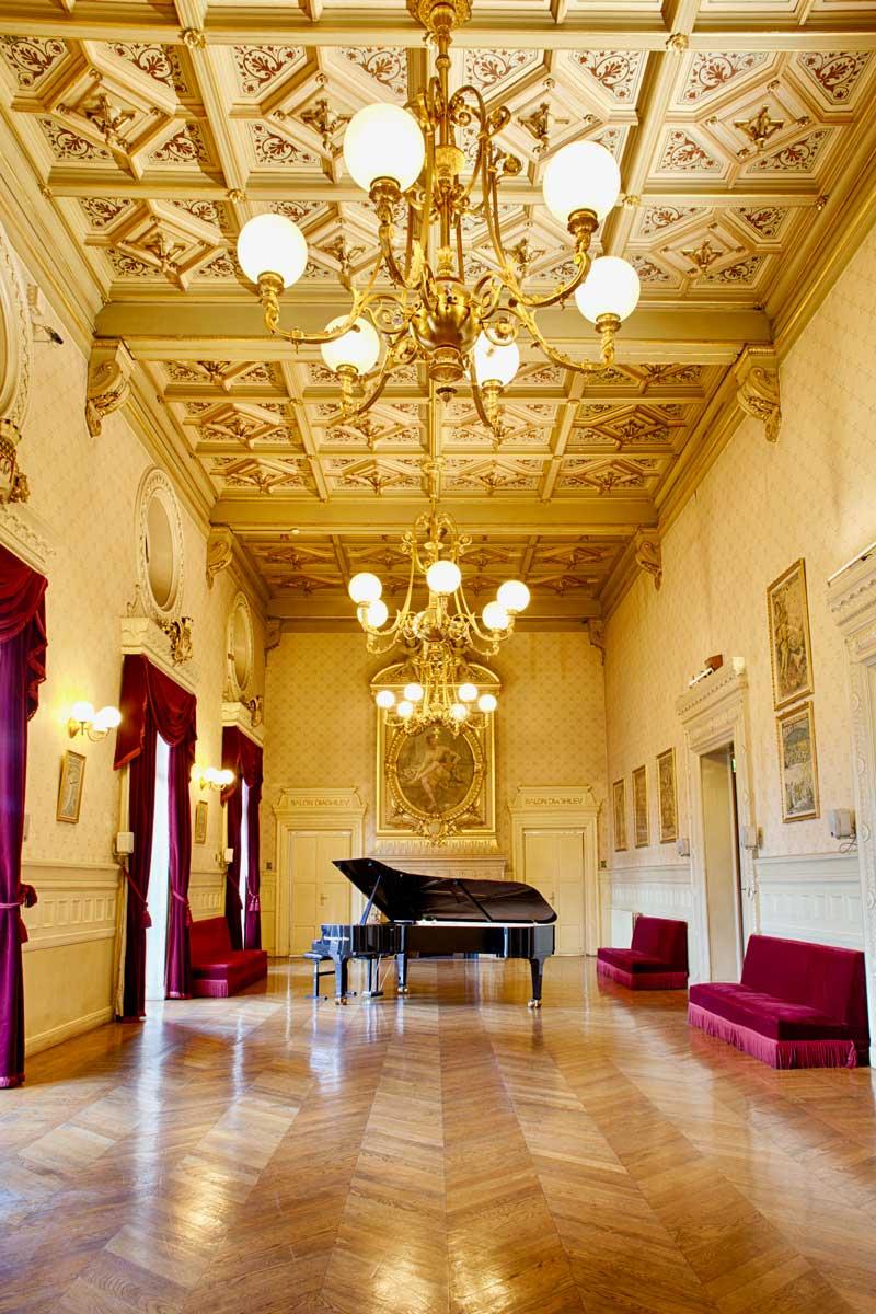 Grand Foyer Theatre Du Chatelet : Interview de bruno michel conseiller artistique du