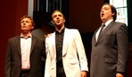 James Wright, Tiago Matos et Carlton Moe