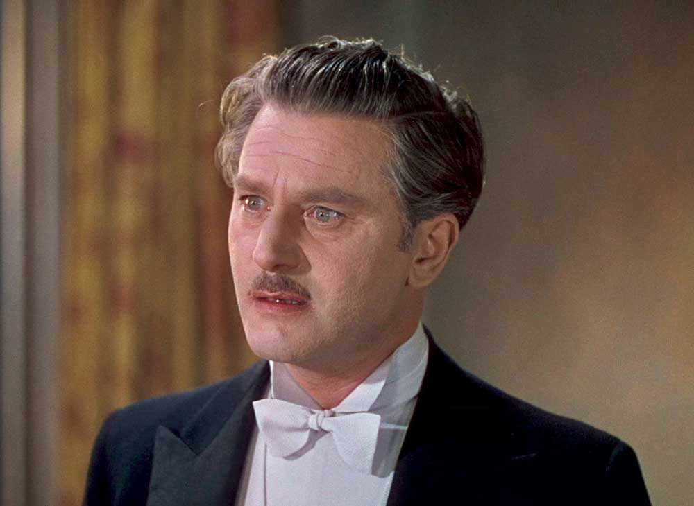 Anton Walbrook (Boris Lermontov).  © ITV Global Entertainment. D.R.