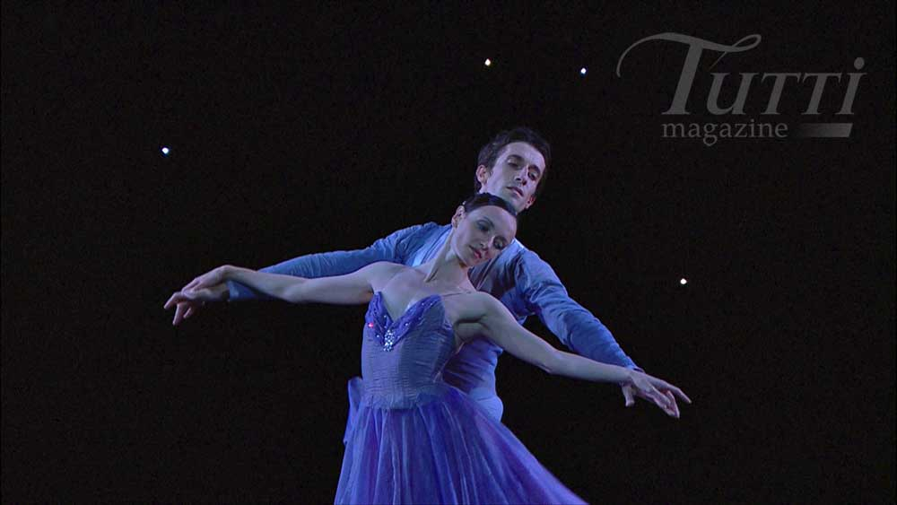 Clairemarie Osta et Benjamin Pech dans <i>In the Night</i>.