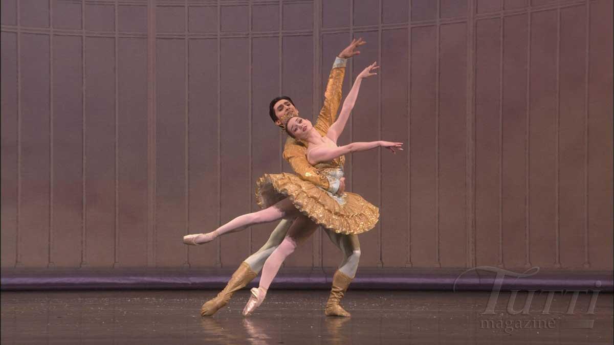 danse classique pas de deux images
