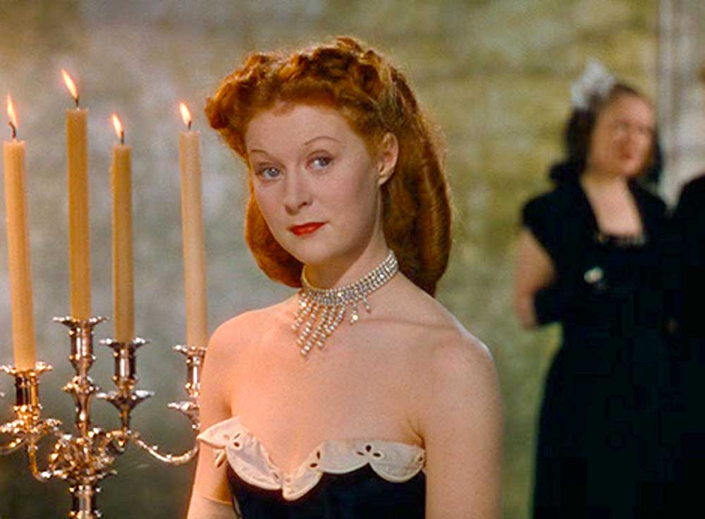 Moira Shearer en 1948 dans <i>Les Chaussons rouges</i>.  © ITV Global Entertainment. D.R.