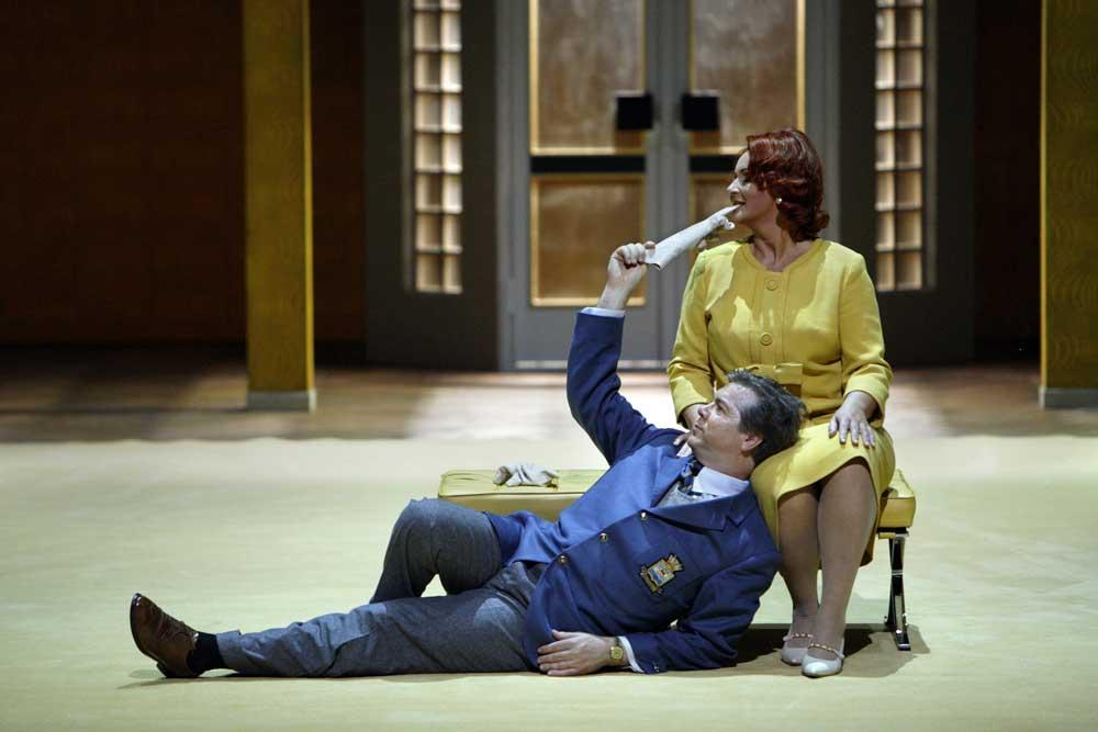 Tristan und Isolde Bayreuth 2009 (Marthaler/Schneider) TristanBayreuth_1