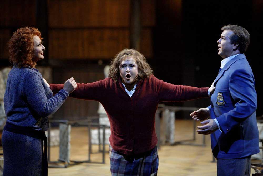 Tristan und Isolde Bayreuth 2009 (Marthaler/Schneider) TristanBayreuth_3
