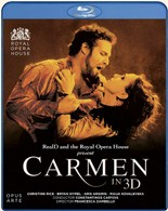 Jaquette de : Carmen in 3D (Royal Opera House - 2010)