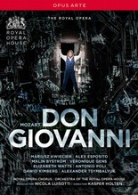 Jaquette de : Don Giovanni (Royal Opera House - 2014)