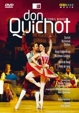 Jaquette de : Don Quichotte (Dutch National Ballet)