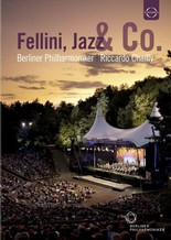 Jaquette de : Fellini, Jazz & Co. (Waldbühne, 2011)
