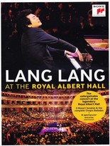 Jaquette de : Lang Lang at the Royal Albert Hall (2013)