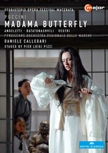 2f5b5b7407 Madame Butterfly (Macerata) - Madama Butterfly - Critique DVD ...