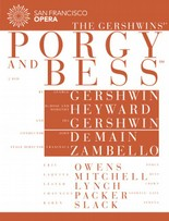 Jaquette de : Porgy and Bess (San Francisco, 2009)