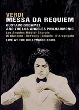 Jaquette de : Verdi : Requiem (Hollywood Bowl, Dudamel)