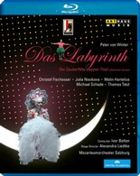 Jaquette de : Peter von Winter : Das Labyrinth (Salzbourg 2012)