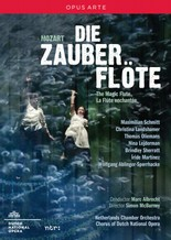 Jaquette de : La Flûte enchantée (Dutch National Opera, 2012)