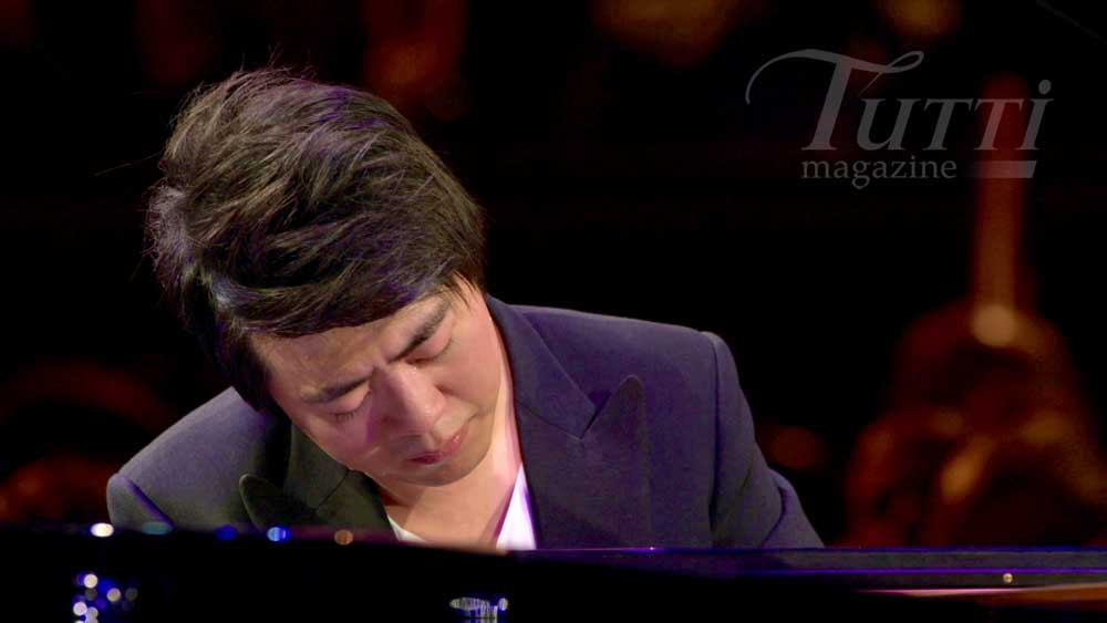 Lang Lang au Royal Albert Hall - Novembre 2013.