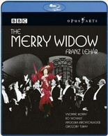 Jaquette de : The Merry Widow - Complete English Libretto